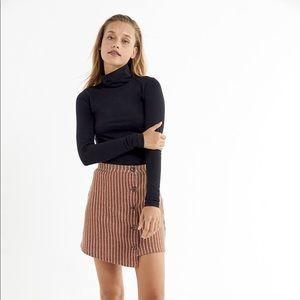 Ellie striped mini skirt 🐅